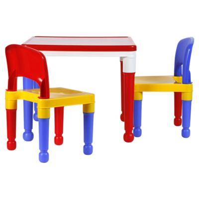 Escritorios y sillas infantiles for Sillas de escritorio sodimac