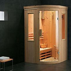 Sauna Madera Nativa 123 x 123 x 204 cm Lathi