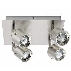 Foco 4 luces 50 W