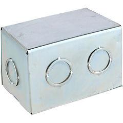 Caja A-01 zincada