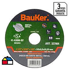 Disco corte metal 4.5