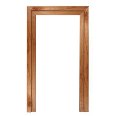 juego de marco para puerta pino radiata de 38 x 90 cm