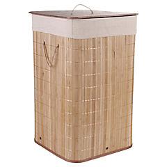 Cesto ropa Bamboo 34X57