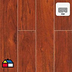 Piso Laminado Rosewood 2.109 m2