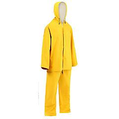Traje impermeable amarillo Norkse T50 talla XXL