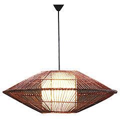 Lámpara colgante 62 cm 60 W