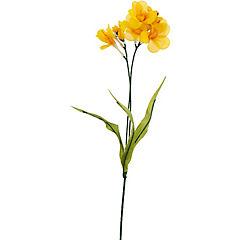 Fresia artificial 70 cm Amarillo