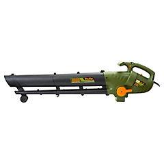 Sopladora aspiradora de hojas 2400 w for Aspiradora de hojas de jardin