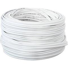 Cordón Spt 2x20 Blanco 25 metros