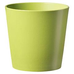Macetero de cerámica 16 cm Verde