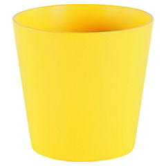 Macetero Dallas Party Amarillo 16 cm