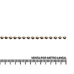 Cadena de bola 4,5x10 mm
