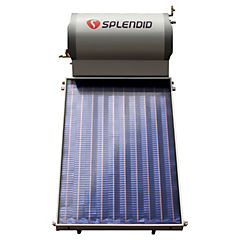 Termo Solar 120 litros superficie inclinada