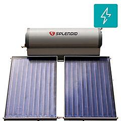 Termo Solar 300 litros superficie inclinada