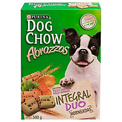Dog chow abrazzos duo 500 gr
