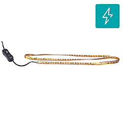 Cinta led autoadhesiva 2 mt