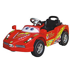 Infantil RC-MP3 Cars rojo