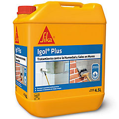 Bidón 4.5 lt Igol Plus antisales y hongos