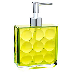 Dispensador de jabón Dots verde