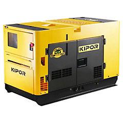 Generador 9.5 KVA Motor Diesel