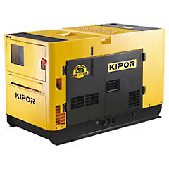 Generador 14.5 KVA Motor Diesel