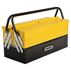 Caja de herramientas 52x24,6x25,2 cm metal