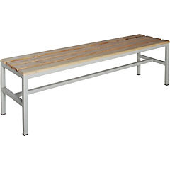 Banca metal-madera simple 1500