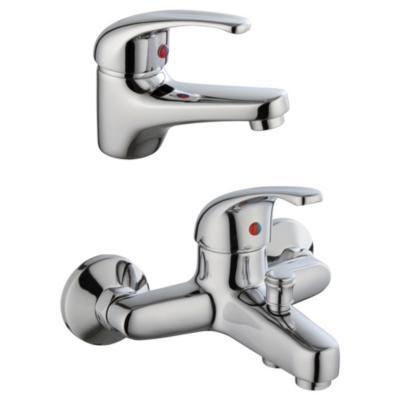 Monomando ducha empotrado new standard for Sodimac llaves de duchas