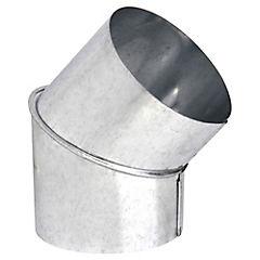 Curva para tubo Acero galvanizado 5