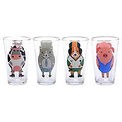 Vaso vidrio 40 cc