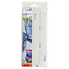 Antirayones para parachoques PVC 24x50 cm Transparente