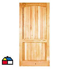 Puerta Llanquihue 220x75 cm