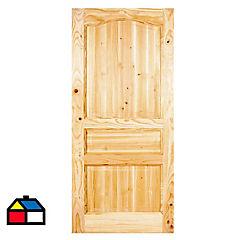 Puerta Puyehue 210x85x4,5 cm
