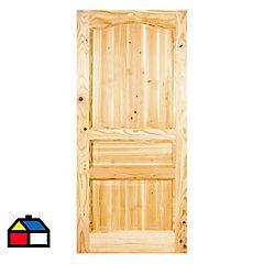 Puerta Puyehue 220x75x4,5 cm