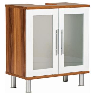 Mueble Vanitorio 58x65x32 5 Cm Walnut Sodimac Com