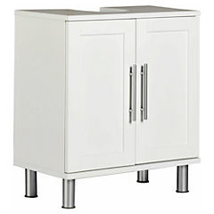 Mueble bajo lavamanos 65x58x32,5 cm Blanco