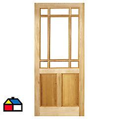 Puerta Rinihue 200x85x4,5 cm