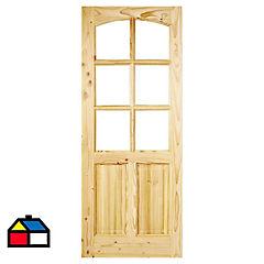 Puerta Rinihue 200x100x4,5 cm