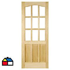 Puerta Rinihue 200x80x4,5 cm