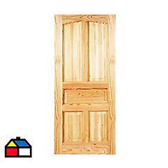 Puerta Ranco 200x70x4,5 cm