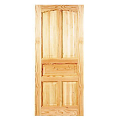 Puerta pino Oregón 131 Ranco100x200