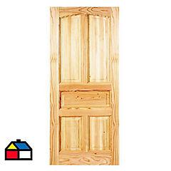 Puerta pino Oregón 131 Ranco 70x220