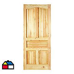 Puerta Ranco 220x90 cm