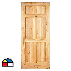 Puerta 150 Maihue 100x210