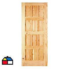 Puerta Maihue 210x75x4,5 cm
