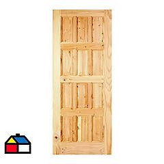 Puerta Maihue 210x95x4,5 cm