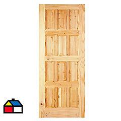 Puerta 151 Maihue 90x220