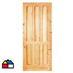 Puerta Maihue 200x80x4,5 cm