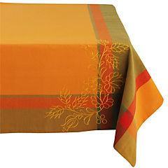 Mantel Rectangular 160x230 cm Hojas