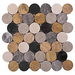 Malla Mosaico 29 x 27 cm Lunas